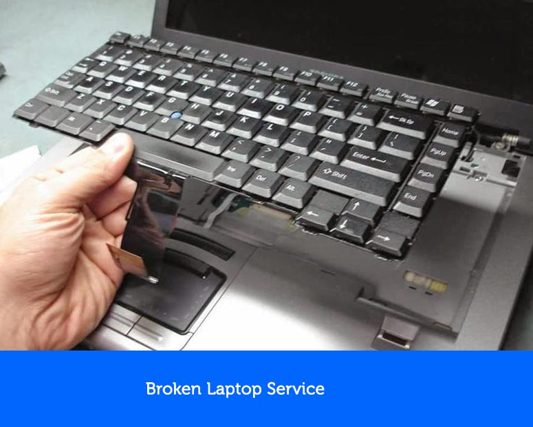 Broken Laptop service in chennai