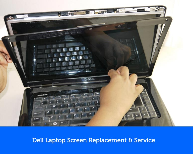 Dell laptop screen service in chennai